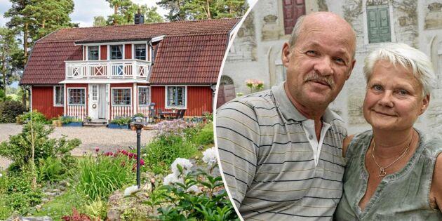 Överraskande i Vikbolandet: Välkommen till en riktigt busig trädgård!