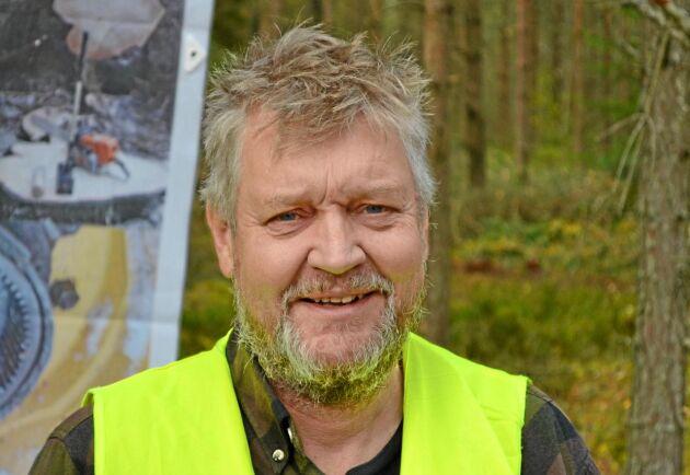 """""""Att både Norge och Finland kan tillhandahålla dessa uppgifter visar att det är fullt möjligt men att viljan inte finns i Sverige"""", säger Torbjörn Johnsen."""