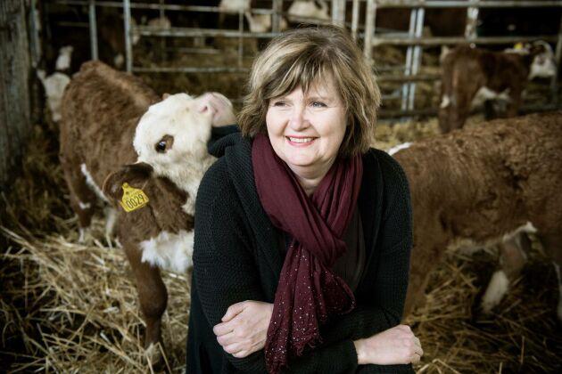 Grundaren Britt-Marie Stegs. Det australiensiska företaget Provenir har nyligen anammat konceptet som mött positiva reaktioner bland konsumenter.