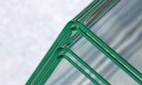 A-stolparnas död: Glas i rät vinkel