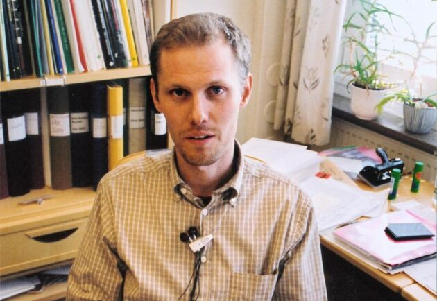 Björn Galant, LRF skogsägarna.