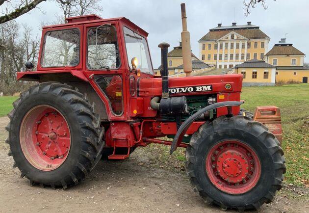 Denna Volvo BM 814 drog in mest pengar under förra årets Klaravik-auktioner, nämligen 348000 kronor.
