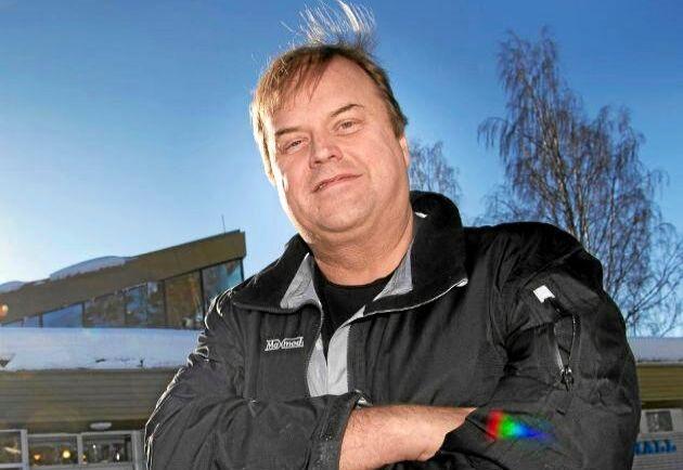 – Jag vill bidra till bättre service och öka byns arbetstillfällen, säger Örjan Berglund i Jörn, Västerbotten.