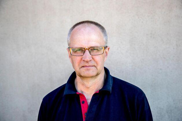 Palle Borgström, LRF-ordförande.