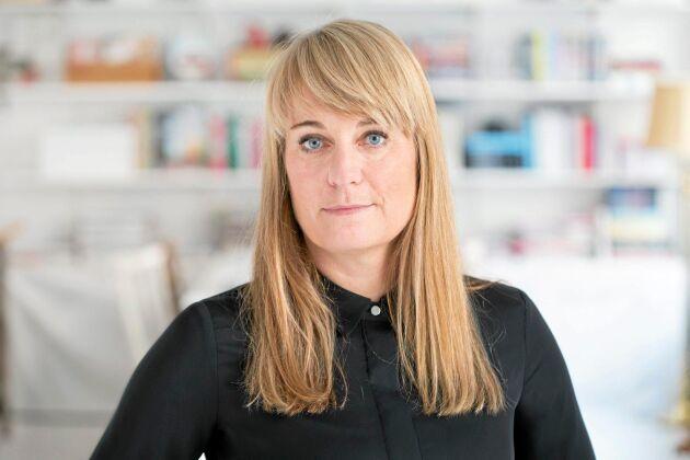 Anna Blomberg, LRF Mjölk.