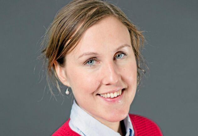 Lisa Ehde, LRF Mjölk.