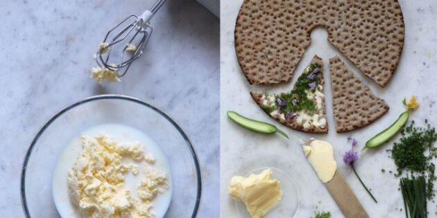Testa Katarinas syrade smör – lika enkelt som gott!