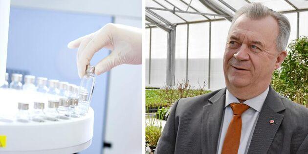 Forskning ska lyfta svensk matproduktion