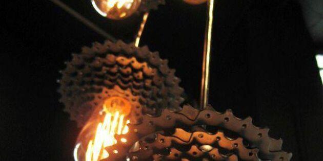 Växla upp snyggaste lampan