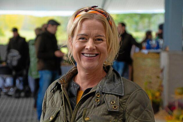 Sofia Hyléen Toresson är VD för HK Scan Sverige. Hon menar att Scans roll är att sprida goda exempel på hur djurgårdar kan minska sin miljöpåverkan.