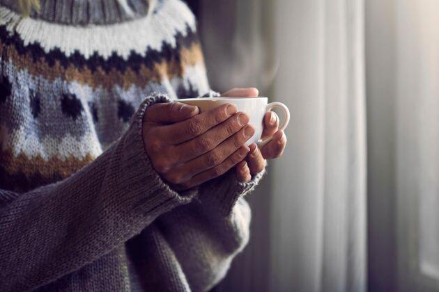 De som dricker mycket kaffe har friskare tarmflora, visar forskning.