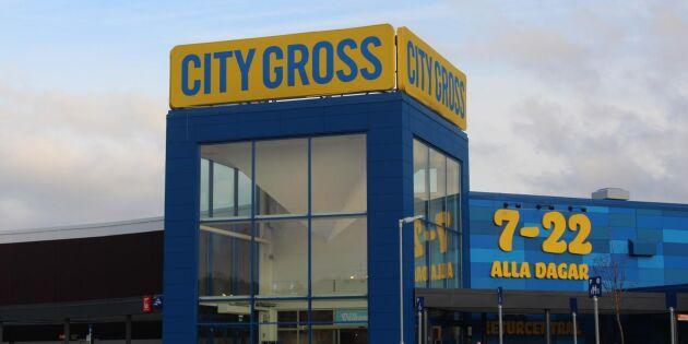 """Citygross: """"Jag förstår att folk undrar"""""""