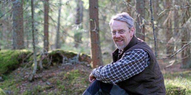 Ny skogsägarförening skippar virkeshandel