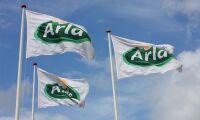 Arla hittar ny marknad för mjölkpulver