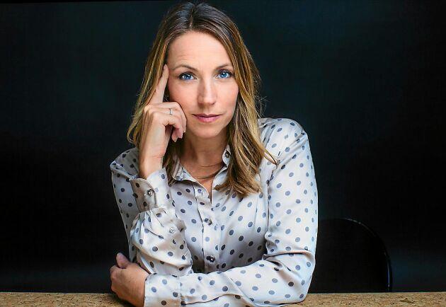 Anna Bennich Karlstedt har skrivit boken Sjukt Stressad – en handbok i att hantera vardagens stress.