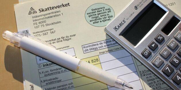 LRF vill införa enklare skatteregler