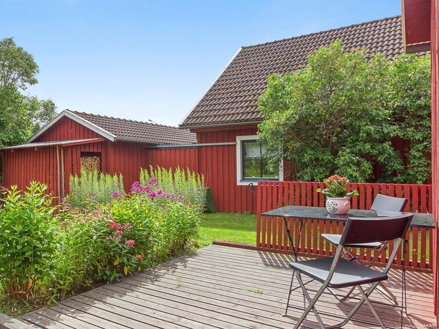 5-rumsvillan i Dalarna kostar runt en halv miljon kronor.