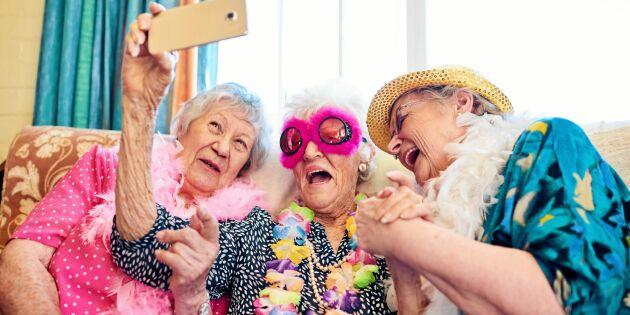 Forskning visar: Lyckliga människor lever faktiskt längre