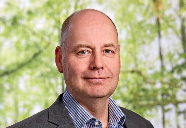 – Långsiktig virkesförsörjning är viktigt för industrins fortsatta investeringar, sa Torgny Persson, Skogsindustrierna.