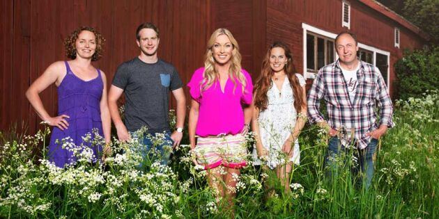 Fler singelbönder ska hitta kärleken i TV – Bonde söker fru kommer tillbaka