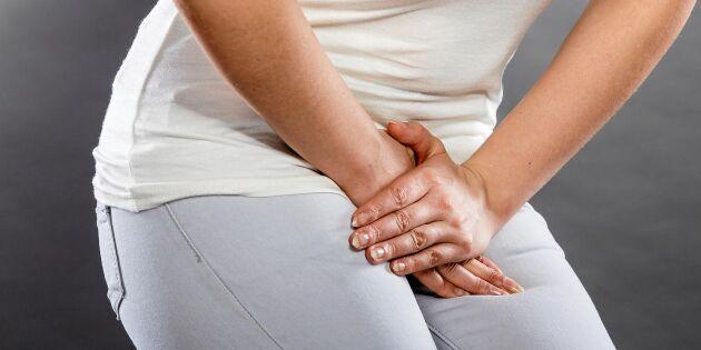 Ny studie visar: Därför är vatten så bra mot urinvägsinfektion