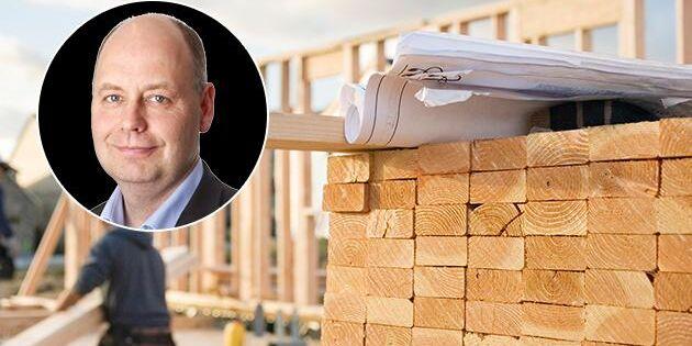 Träbyggnadsindustrin är redo