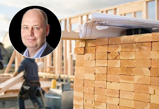 Torgny Persson, innovations- och forskningsdirektör, Skogsindustrierna.
