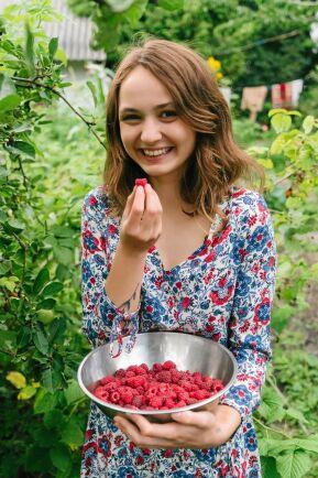 Bärbuskar kräver så lite men ger så mycket. Plantera många så har du egen frukt i frysen hela året.