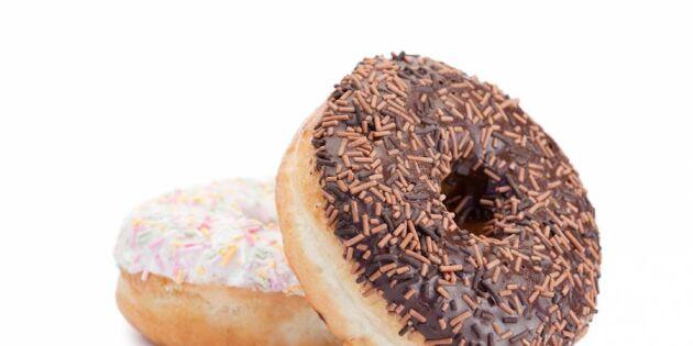 5 livsmedel att undvika om du är stressad