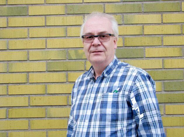 Jan Hultgren, verksamhetsutvecklare i äganderättsfrågor på LRF Skåne.