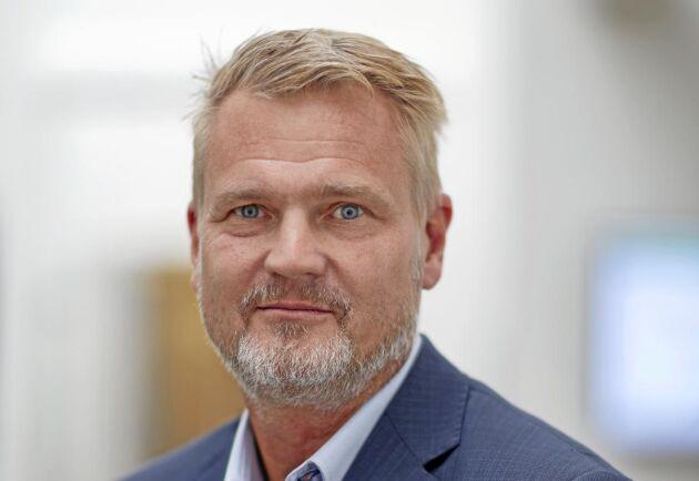 Patrik Hansson, vd Arla Sverige.