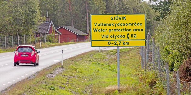 Stiftelse stred för ersättning i vattenskyddsmål