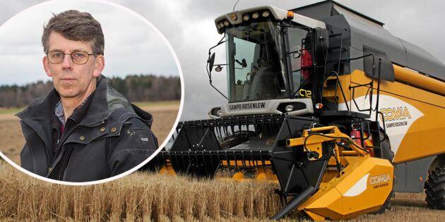 Behöver Sverige finska jordbrukstekniker?