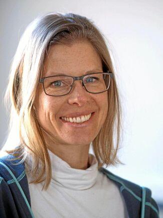 Annika Felton, forskare vid Institutionen för sydsvensk skogsvetenskap.