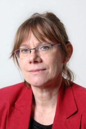 Agneta Oskarsson, professor vid institutionen för biomedicin och veterinär folkhälsovetenskap.