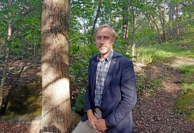 Paul Christensson, ordförande för LRF Skogsägarna.