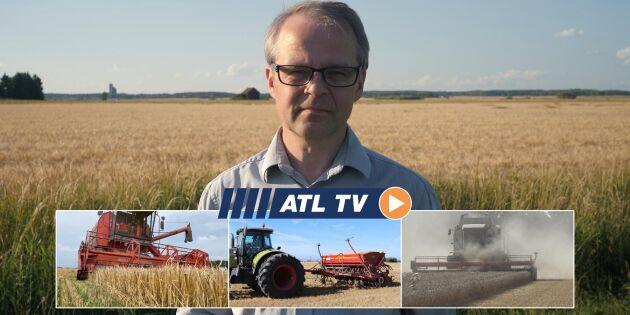 ATL TV: Rapssådd med ombyggd Rapid