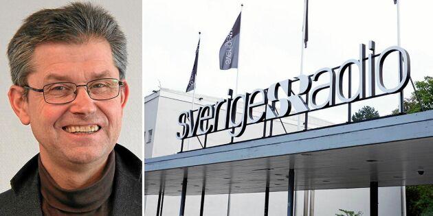 """Debatt: """"Den lokala rapporteringen är en mycket viktig del av Sveriges Radio"""""""