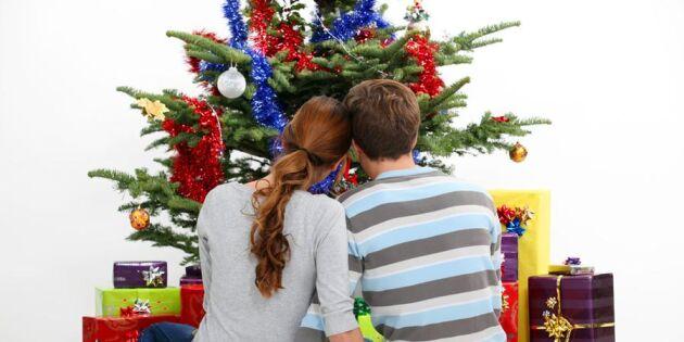 """Anna och Peter firar jul själva: """"Vi har tröttnat på släktens krav"""""""