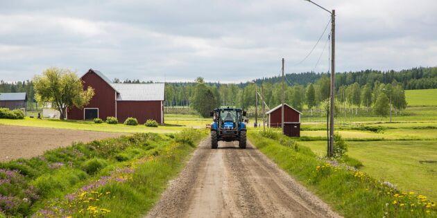 """""""Lönsamheten måste stärkas på gårdsnivå"""""""