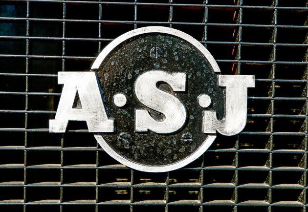 Parca 714 byggdes av ASJ, Svenska Järnvägsverkstäderna.