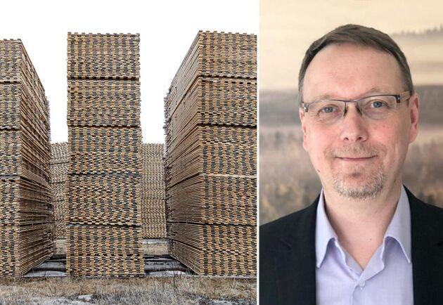 Mathias Fridholm tar sikte på internationella tillväxtmarknader.