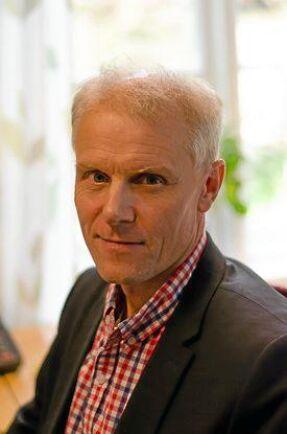 Ulrik Svensson, verksamhetschef på Stora Segerstad naturbrukscentrum.