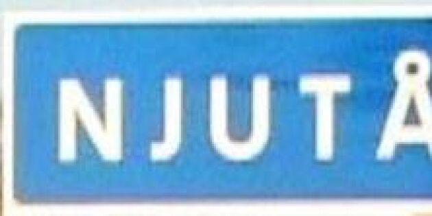 10 märkliga ortnamn: Därför heter det Njutånger!