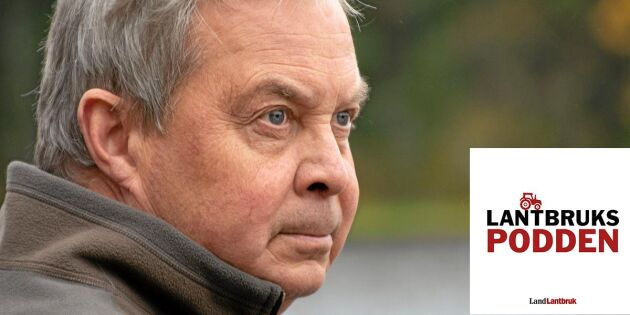 "Hör Karl Hedin i Lantbrukspodden: ""Hans historia kryper in under skinnet på en"""