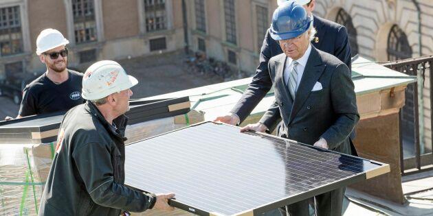 Solceller fortfarande en god affär för företagaren