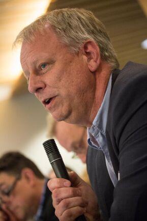 Lantmännens ordförande Per Lindahl ser i detta läge ingen anledning att satsa ytterligare pengar i bolaget.