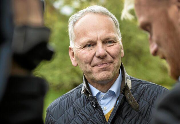 Finlands jordbruksminister Jari Leppä utropade en principiell seger för sin kompromiss efter rådsmötet i Bryssel.