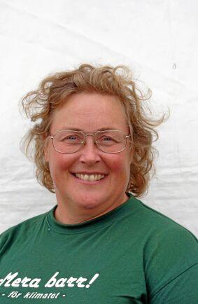 Jenny Karlsson, skogsägare, ordförande LRF Norrbotten.