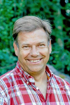 Leif Blomqvist driver Blomqvist plantskola i Finland.